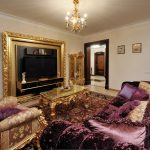 оформляем квартиру в стиле рококо