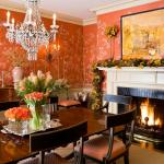 оформление гостиной в стиле рококо