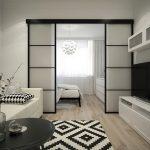 как сделать удобнее 1-комнатную квартиру 1_новый размер
