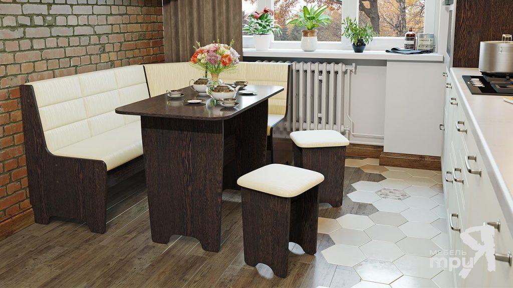 Мебель для кухни: кухонный уголок
