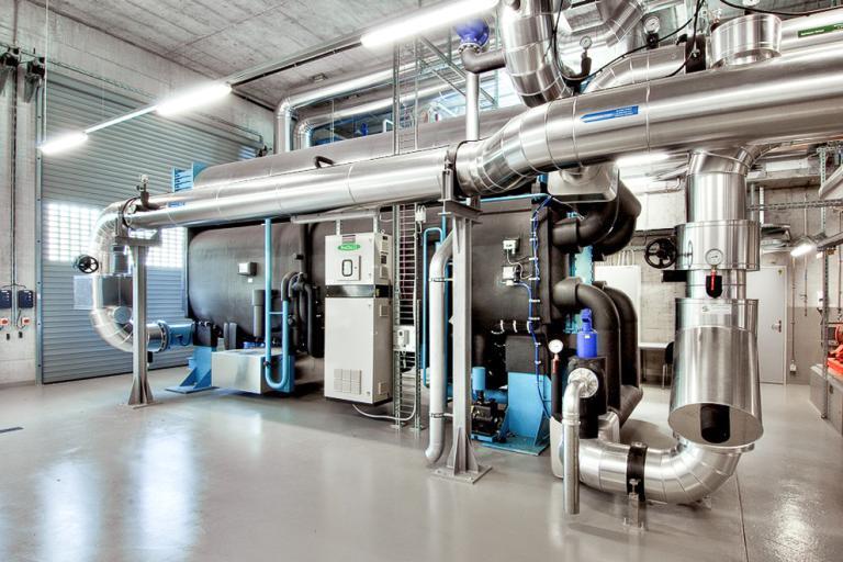 Проектирование и обслуживание систем вентиляции
