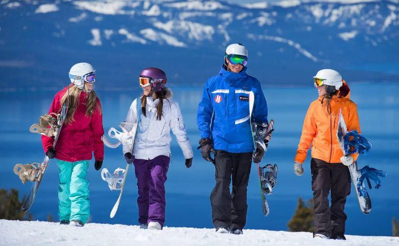 Как одеваться на горнолыжном курорте