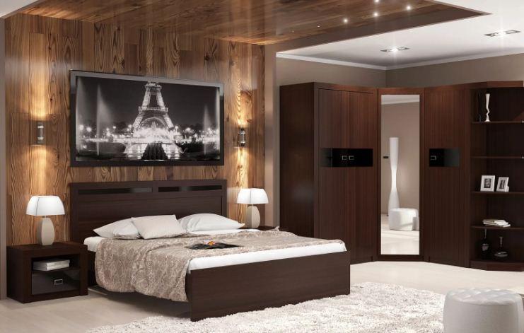 Мебель для спальни — лучшее интерьерное решение