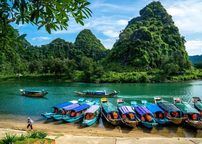 Туры в Бенче, Вьетнам