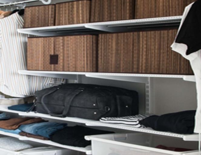 Преимущества сетчатых гардеробных систем