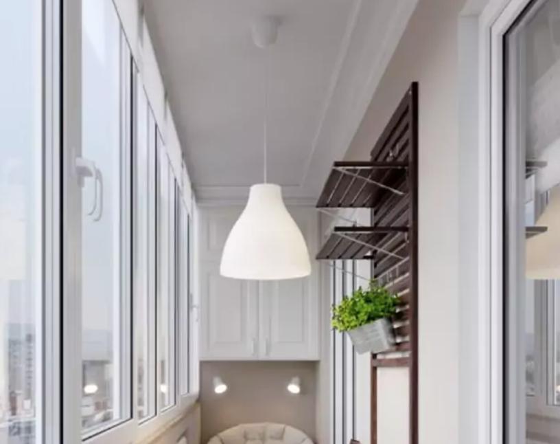 Как сделать потолок и теплоизоляцию балкона