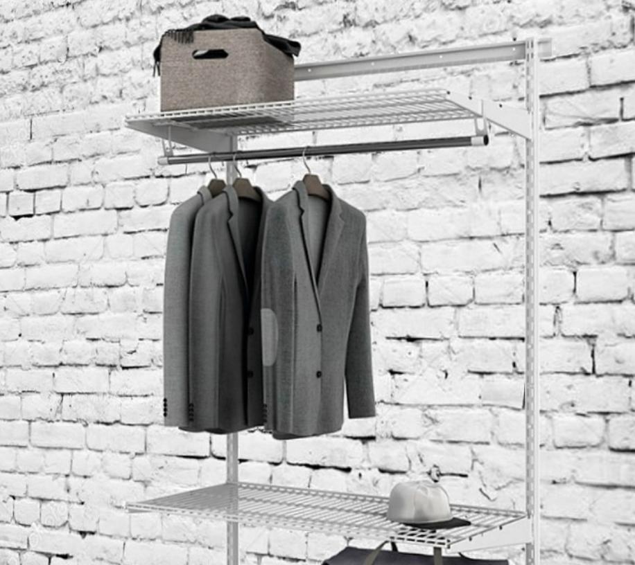 Как выбрать гардеробные системы