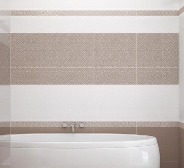 Как выбрать плитку для отделки ванных комнат